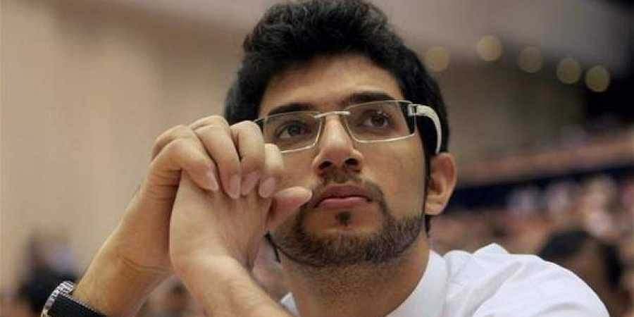 Shiv Sena youth wing chief Aaditya Thackeray