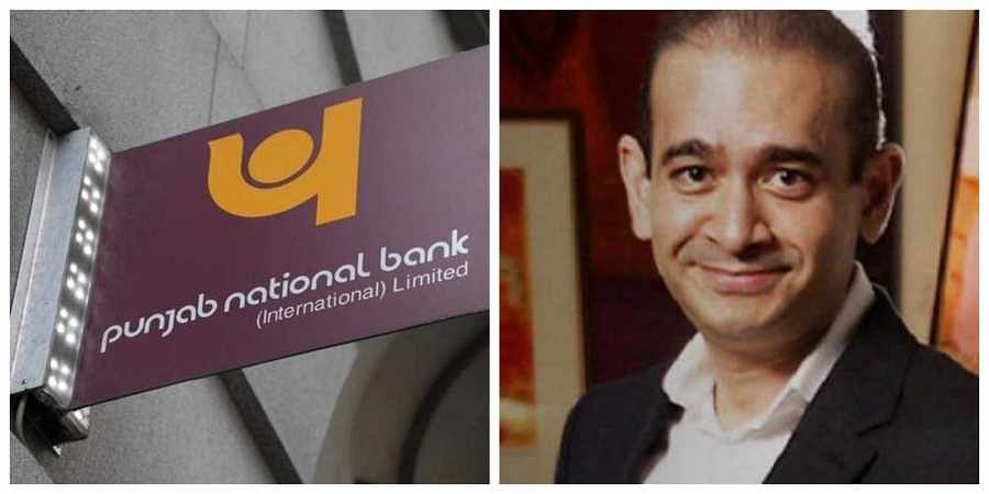 Singapore High Court has ordered freezing of bank accounts of Nirav Modi's (R) sister and brother-in-law.