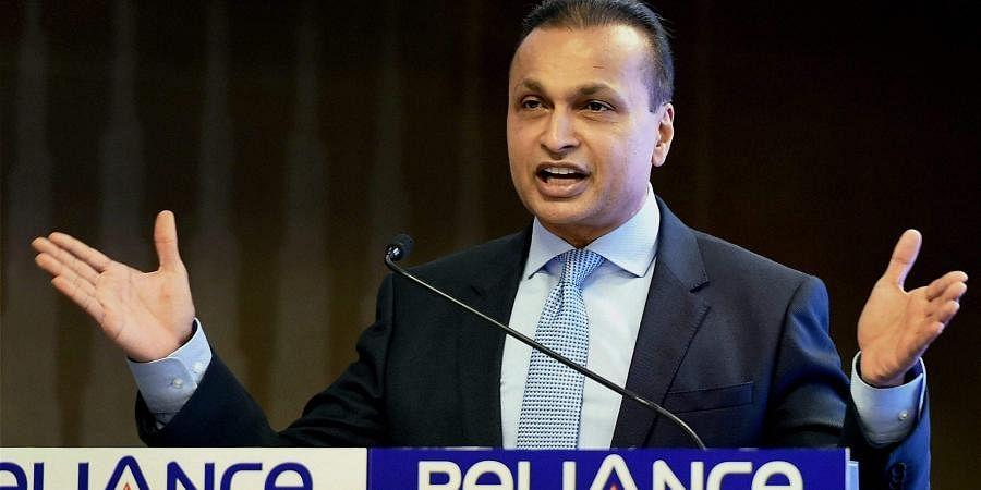 Reliance Infrastructure chairman Anil Ambani