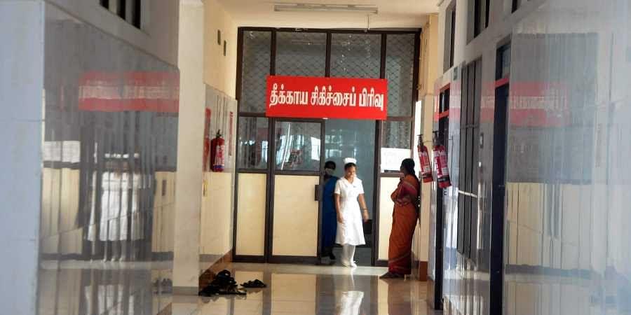 Tiruchy general hospital dean gets trolled for getting