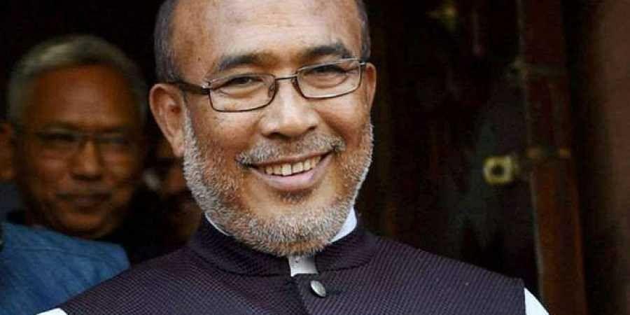 N Biren Singh, Biren Singh, Manipur CM