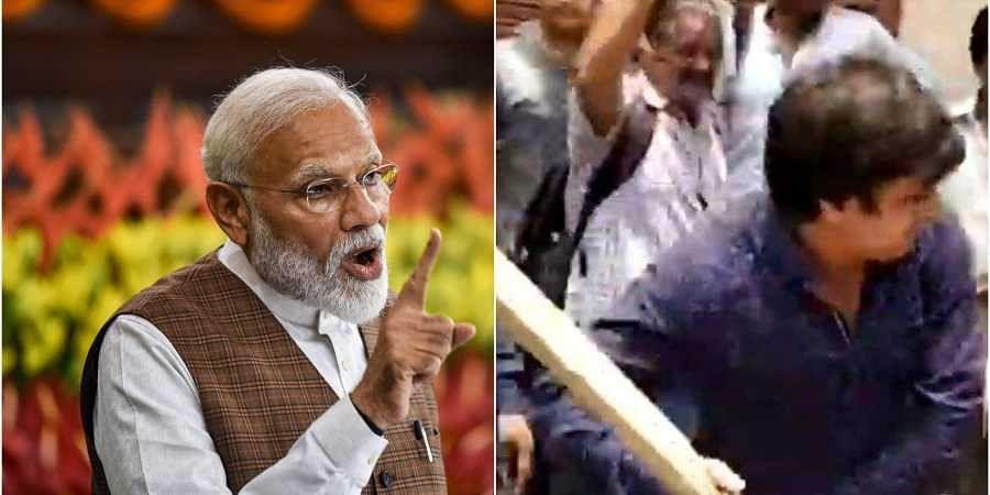 Unacceptable, no matter whose son': PM Modi on Akash