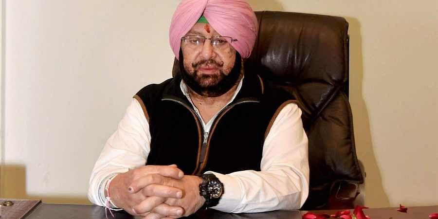 PunjabCMAmarinder Singh