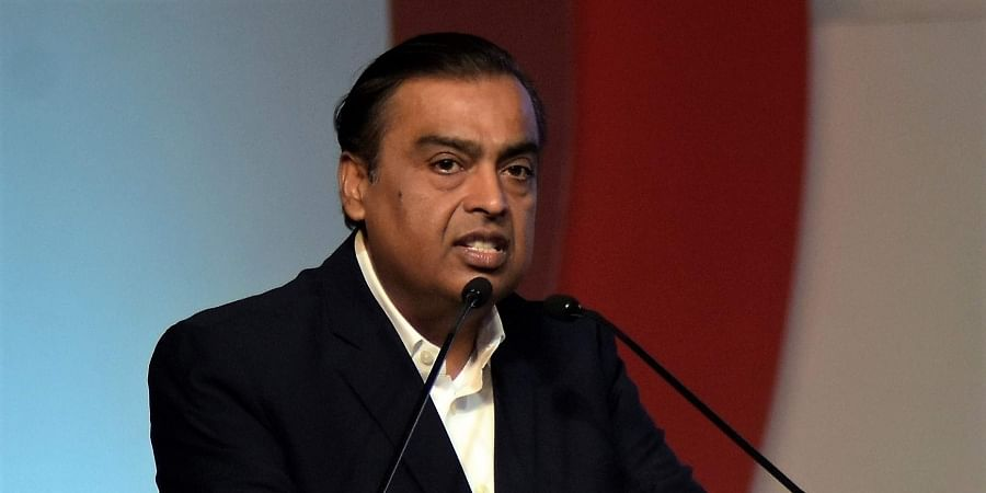 Reliance Industries MD Mukesh Ambani