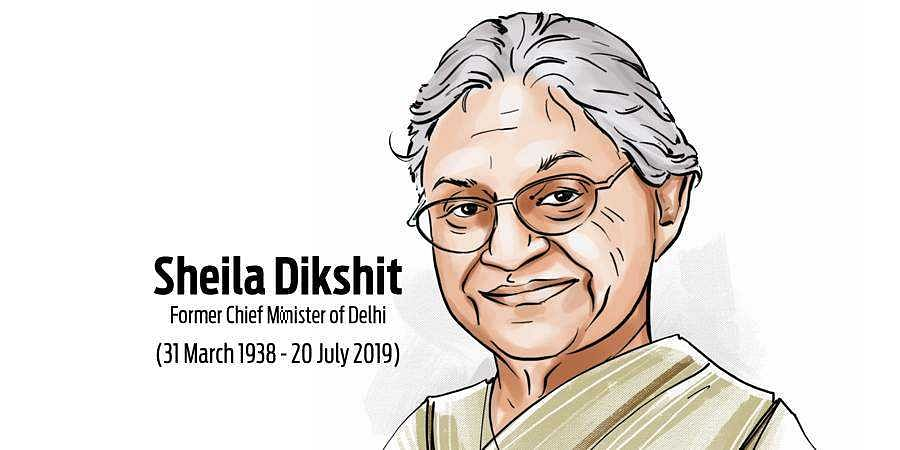 Bollywood mourns the demise of former Delhi Chief Minister Sheila Dikshit