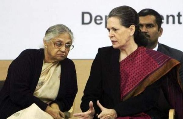 Sonia Gandhi remembers Sheila Dikshit- a friend, almost like elder sister