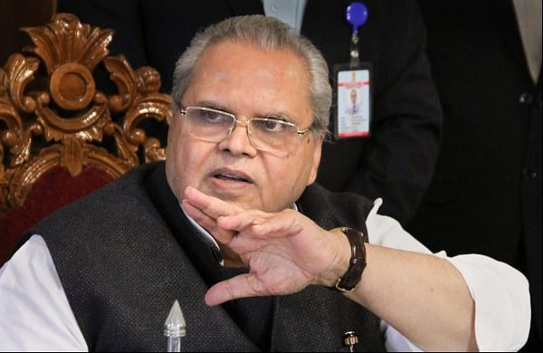 J&K Governor receives flak after asking militants to 'target' politicians in state