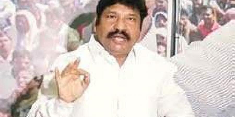 YSRC MLA Jogi Ramesh