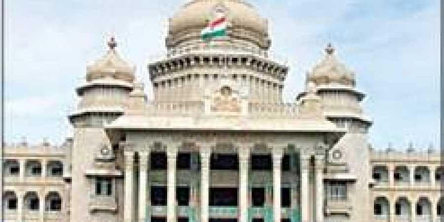 Assault in Soudha: Police register FIR against ex-legislator- The
