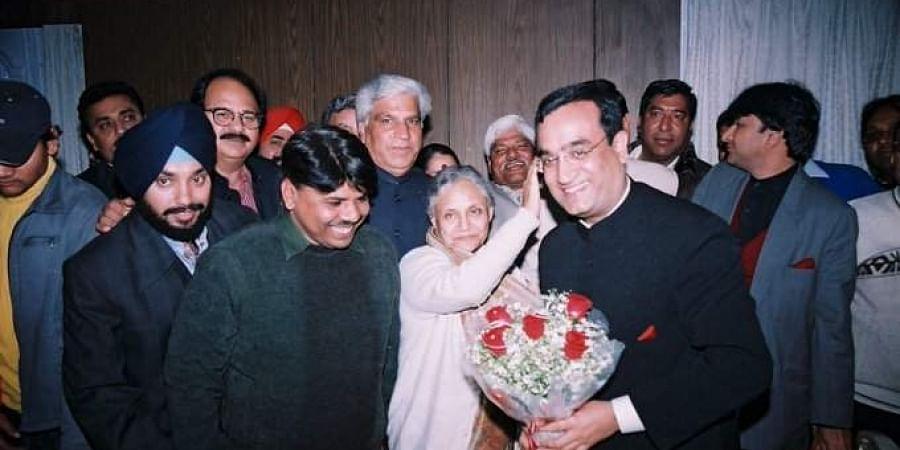 Ajay Maken, Haroon Yusuf didn't turn up to pay tribute to Sheila Dikshit