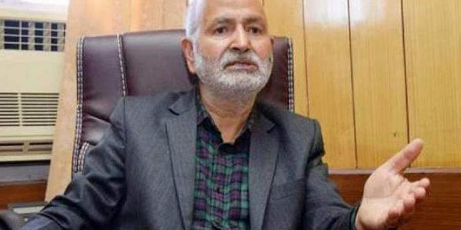 Jammu and Kashmir minister Naeem Akhtar said those behind the strike were friends of neither Kashmir nor Islam. (File | PTI)
