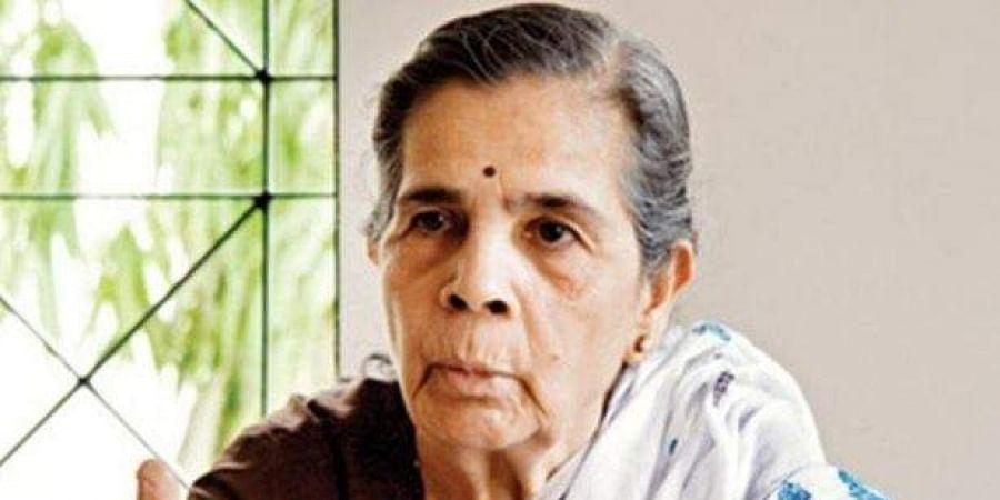 Social activist Nirmala Purandare