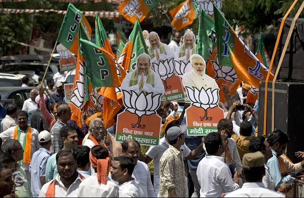 BJP to launch yatra on August 1 to enrol 70 lakh beneficiaries