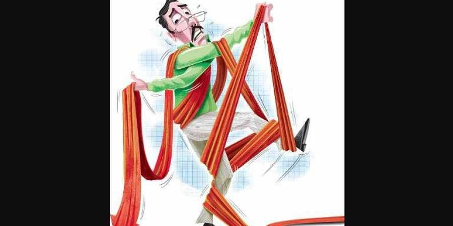 Read between the lines- The New Indian Express