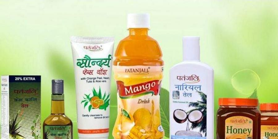 Patanjali_ products