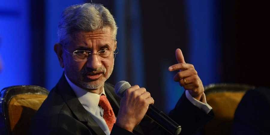 Minister for External Affairs Dr S Jaishankar.