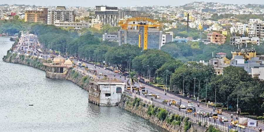 Facebook pages related to Hyderabad provide a glimpse of the experience of living in the city.