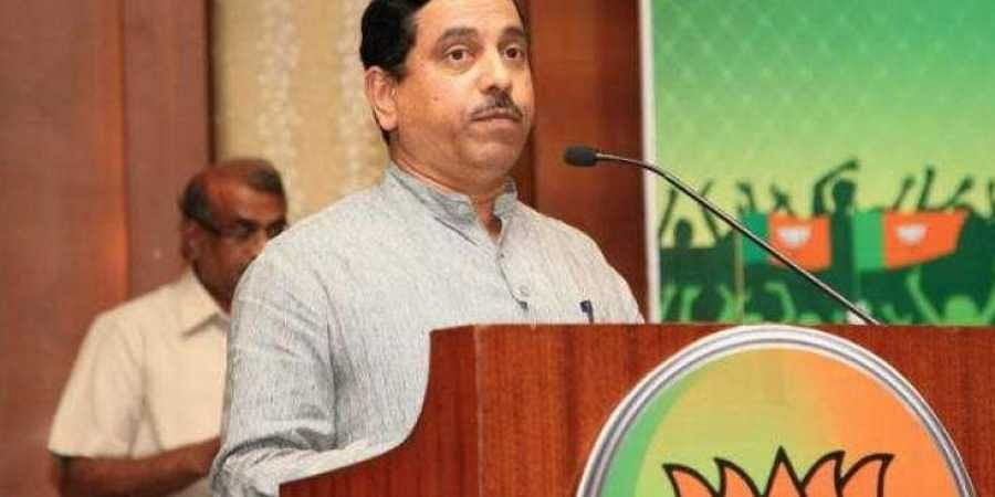 Parliamentary Affairs Minister Prahlad Joshi (Photo | Twitter)