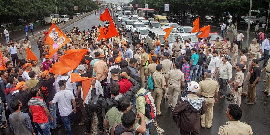 Maratha quota protests
