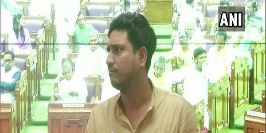 Kairana MLA Nahid Hasan