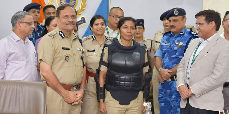 Tailor-made gear to benefit 8,000 CRPF woman troopers- The