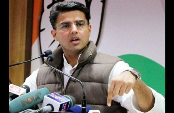 "Sachin Pilot believes party will take ""good decision about congress leadership"""
