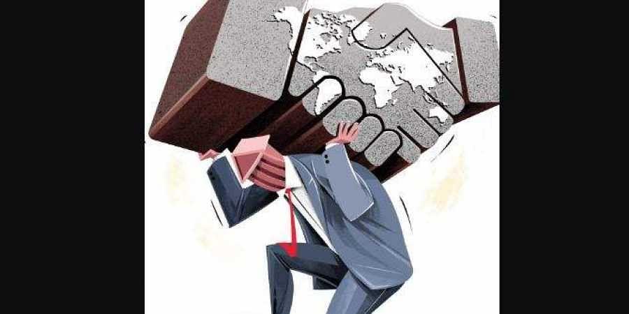 trade financing, global trading