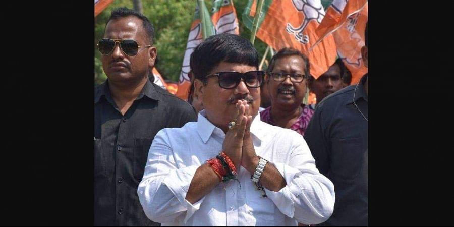BJP MP from Barrackpore, Arjun Singh (Photo | Facebook)