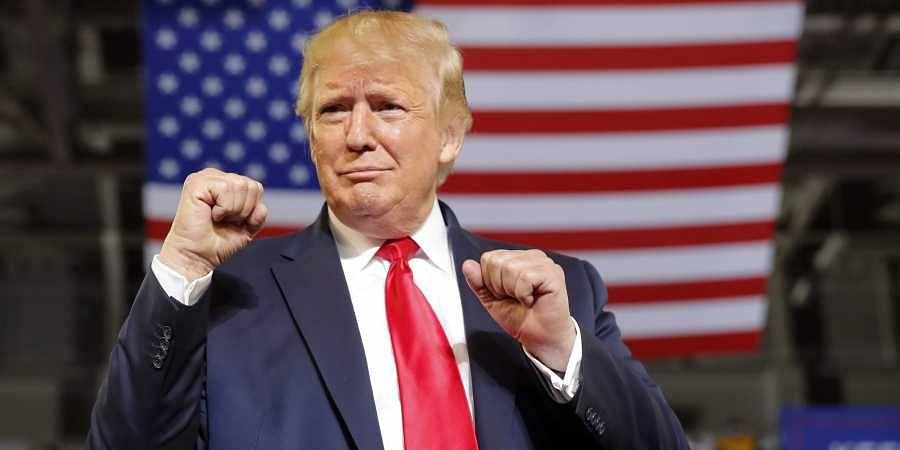 US President Donald Trump (Photo | AP)