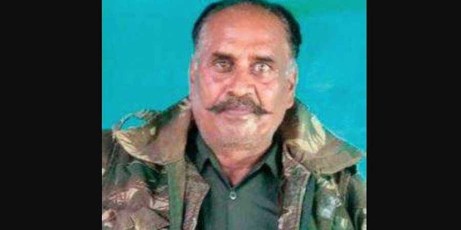 A pucca house is not in my fate, says Kargil war hero- The