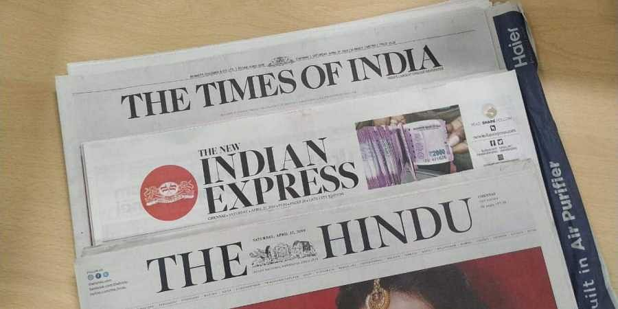 Earlier, the Indian Newspaper Society has asked the government to roll back the customs duty saying the move would put an unbearable burden on the industry.