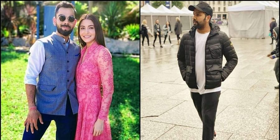 Is there cold 'Insta war' brewing between Rohit Sharma, Anushka Sharma?