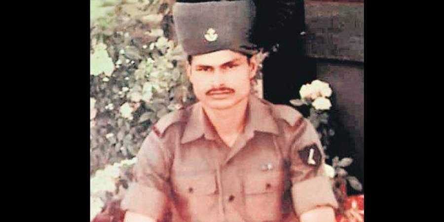 Kargil War hero has to battle State for his dues- The New