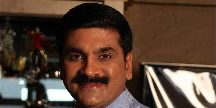 NCP-turned-Shiv Sena leader Sachin Ahir