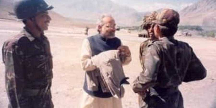 PM Modi pays tributes to soldiers on 20th anniversary of
