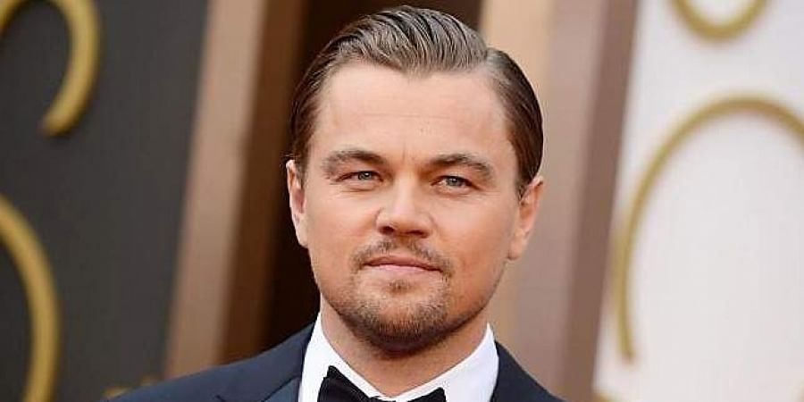 Hollywood actor Leonardo DiCaprio