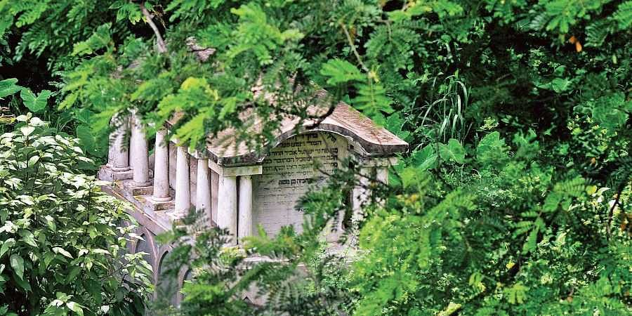 Historic Jewish cemetery in heart of Kochi remains neglected