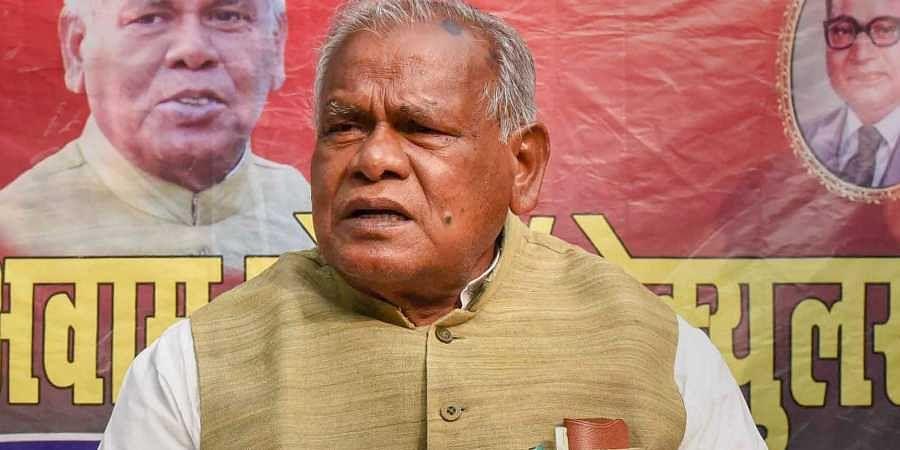Former Bihar CM Jitan Ram Manjhi
