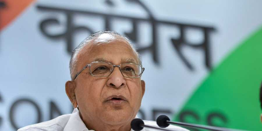 Late Former Union Minister S Jaipal Reddy (Photo | PTI)