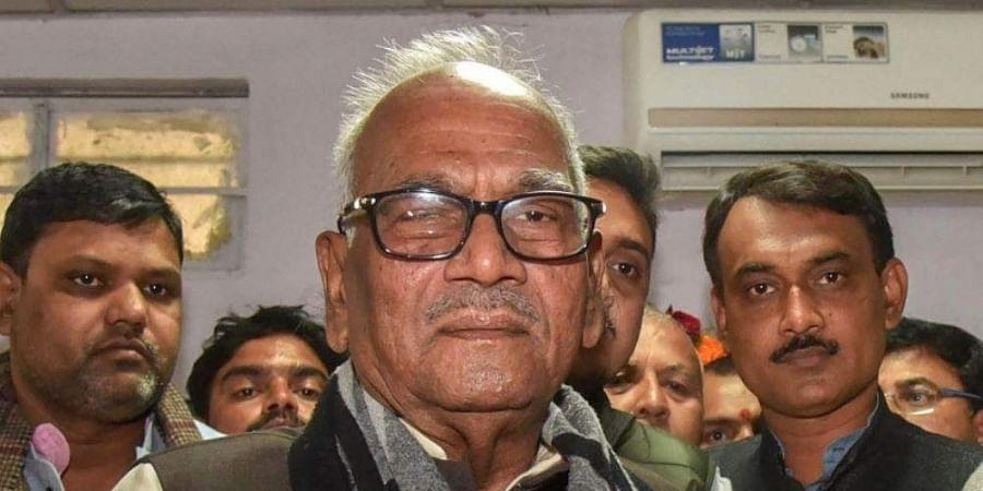 JD(U) Bihar president Vashishtha Narayan Singh