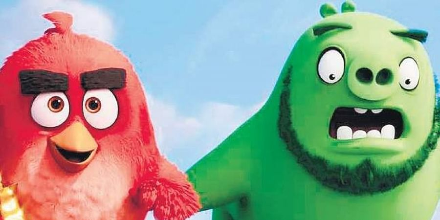 Catch the hindi trailer of Angry Birds movie 2 now