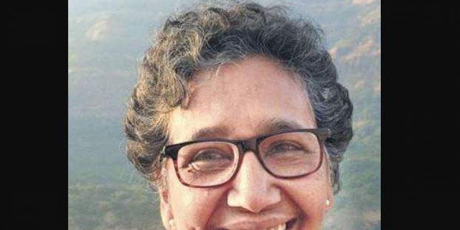 Journalist Kalpana Sharma