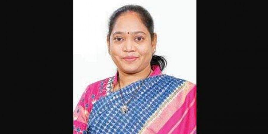 Home Minister Mekathoti Sucharitha