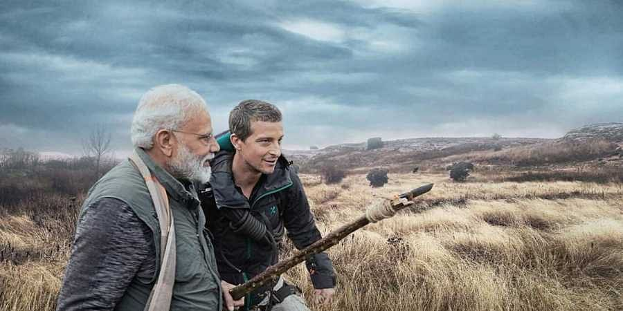 PM Narendra Modi said he took this as an opportunity to showcase India's rich flora and fauna and to emphasise on environmental conservation.
