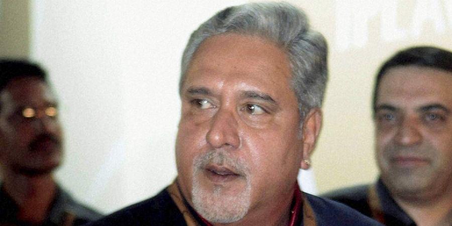Fugitive Businessman Vijay Mallya