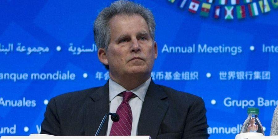 First Deputy MD of IMF, David Lipton