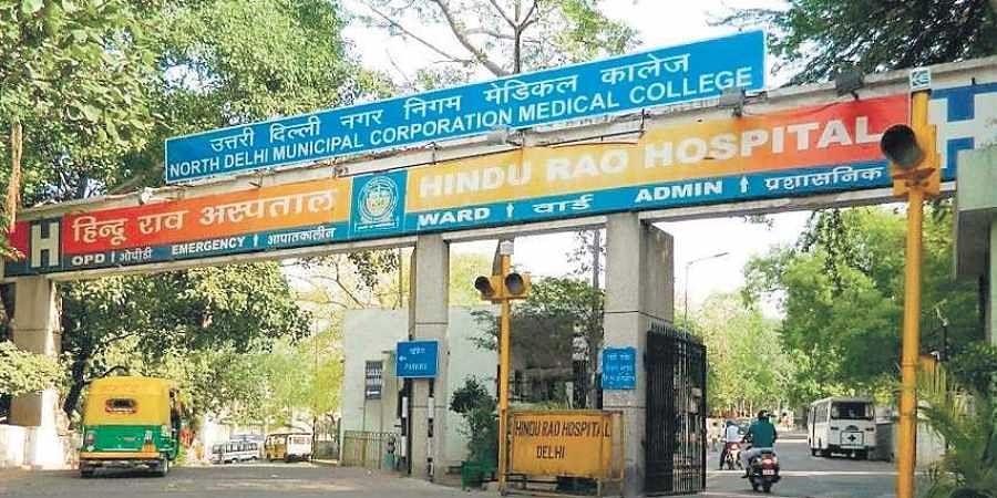 Docs at Hindu Rao Hospital get basic essentials- The New Indian Express