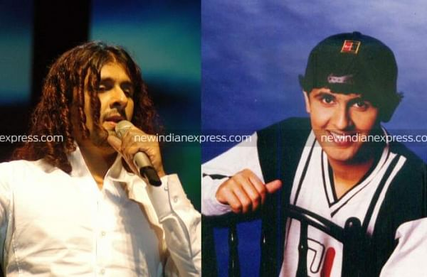 Happy birthday Sonu Nigam: Check out some rare photos of the melody king
