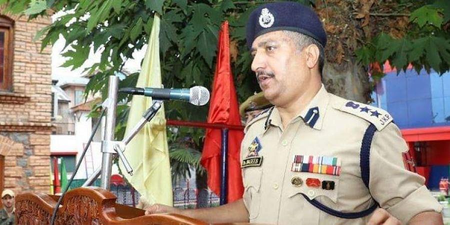 Srinagar Senior Superintendent of police Haseeb Mughal