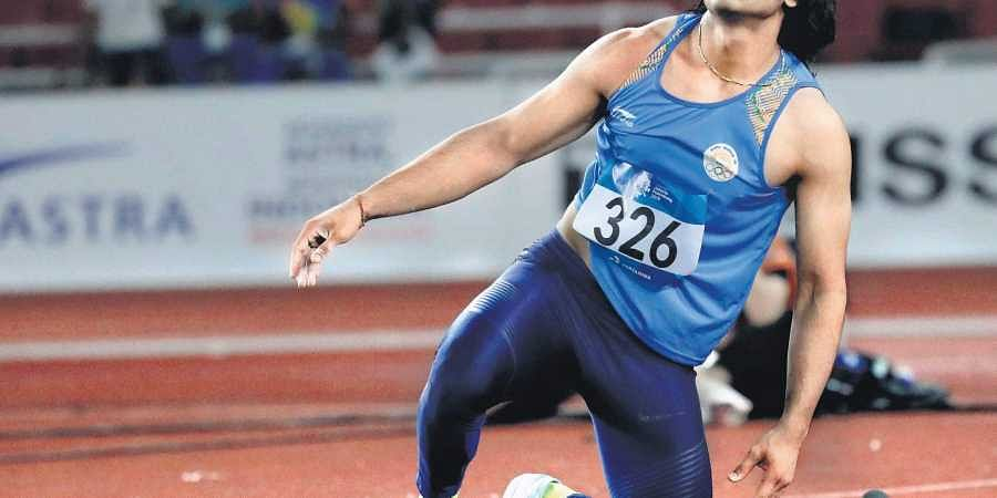 Neeraj Chopra underwent the operation in March. He had made the Worlds cut with an 83.9m throw at the All India Inter-Services Athletics Championships in September